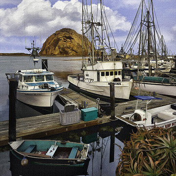 Boat Harbors Collection
