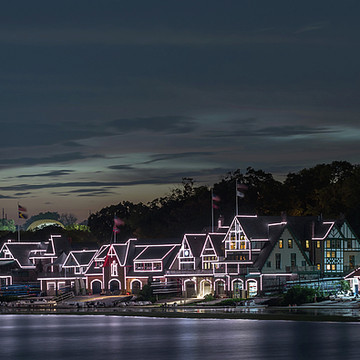 Boathouse Row Pennsylvania Collection
