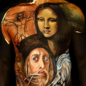 Body Art by Angela Rene' Roberts