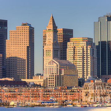 Boston Cityscapes Collection