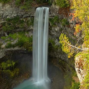 Brandywine Falls Provincial Park - British Columbia - Canada Collection