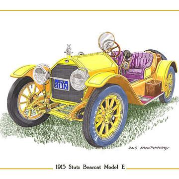Brass Era Cars Collection