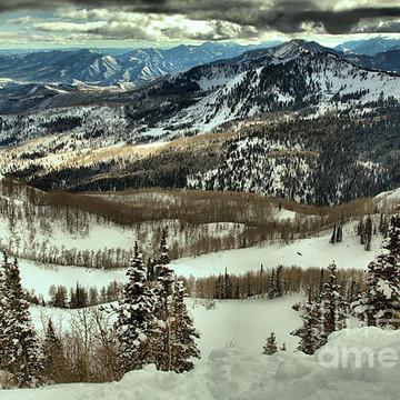 Brighton Ski Resort - Utah Collection