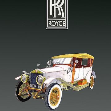 British Car Art Collection