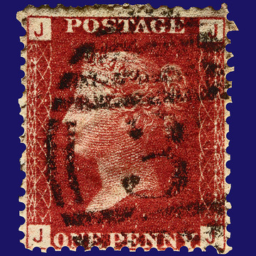 British Postage Stamps Collection
