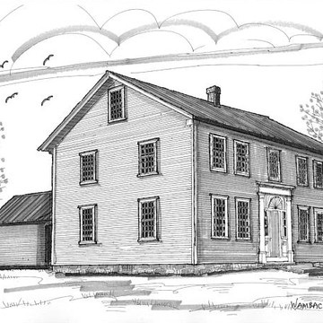 Brownington Stone House Museum Collection