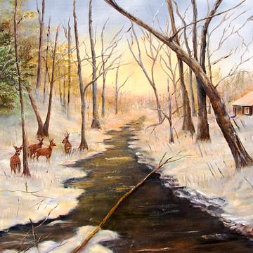 Bucks County Art Collection