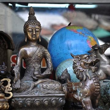 Buddha Statuary Collection
