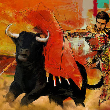 Bull Fighting Collection