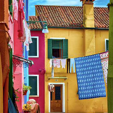 Burano - Italy Collection