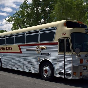 Buses and Motor Coaches Collection