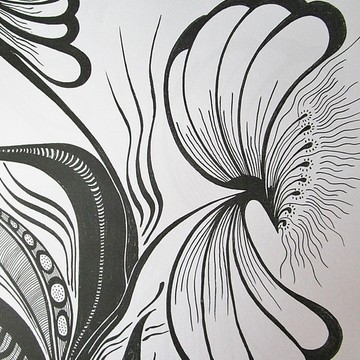 B&W Drawings Collection