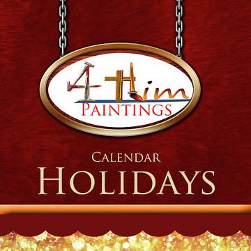 Calendar Holidays Collection