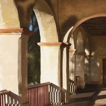 California Mission Santa Barbara Collection
