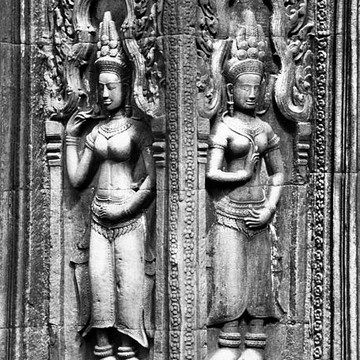 Cambodia - Angkor Devatas Collection