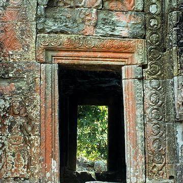 Cambodia - Banteay Kdei Temple Collection