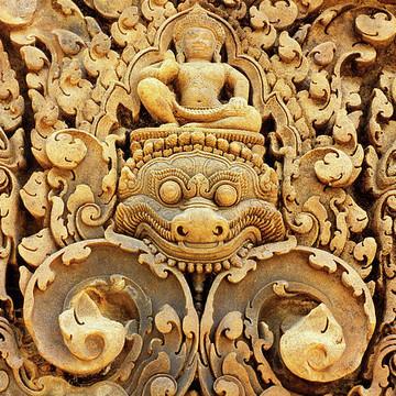 Cambodia - Banteay Srei Temple Collection