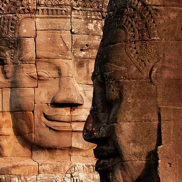 Cambodia - Bayon Temple Collection