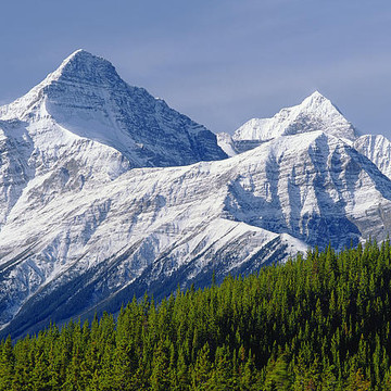 Canadian Rockies South Central Collection
