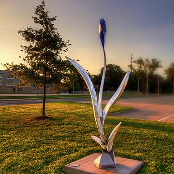 Cape Girardeau Sculpture Exhibit Collection