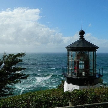 Cape Meares Lighthouse Collection