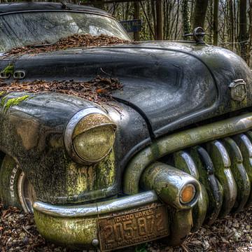 Car graveyard Collection