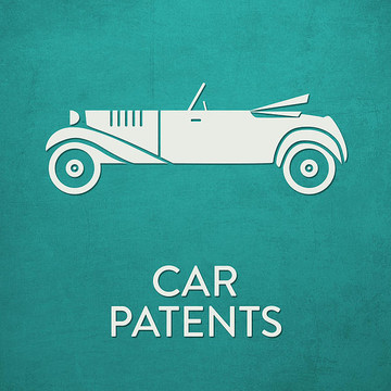 Car patents Collection