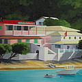 Caribbean  Paintings Collection