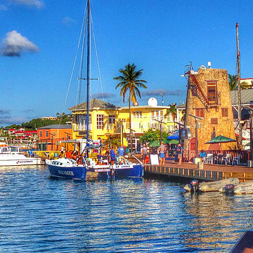 Caribbean St Croix US Virgin Islands Collection
