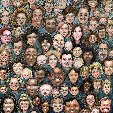 Caricature Collection