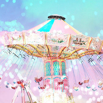 Carnival-Ferris Wheels-Carousels Collection