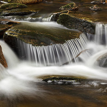 Cascades and Streams and Brooks and Waterfalls Collection