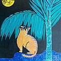 CAT and DOG ART PAINTINGS and other creatures fantasy  Collection