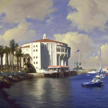 Catalina Island Scenes Collection