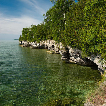 Cave Point Door County Collection