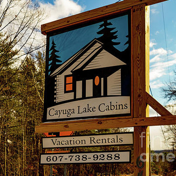 Cayuga Lake Cabins Collection