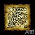 Celtic Letters Collection