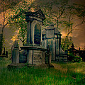 Cemeteries Painting Collection
