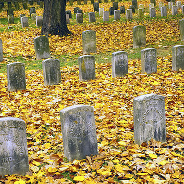 Cemetery and Tombstones Collection