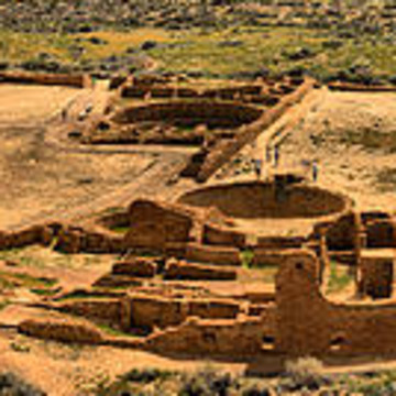 Chaco Culture National Historic Park Collection