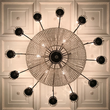 Chandeliers from Chicago Collection