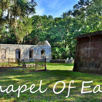 Chapel Of Ease St. Helena Island SC Collection