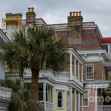 Charleston Chimneys & Rooftops Collection