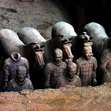 China - Terra Cotta Warriors Collection