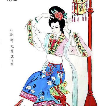 Chinese Traditional Brush Painting