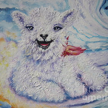CHLOE THE FLYING LAMB and Flying Lamb Productions by SigridTune Collection