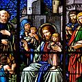 Church - Stained Glass Windows Collection