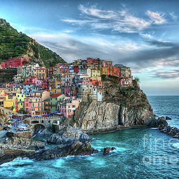 Cinque Terre Italy the Italian Riviera