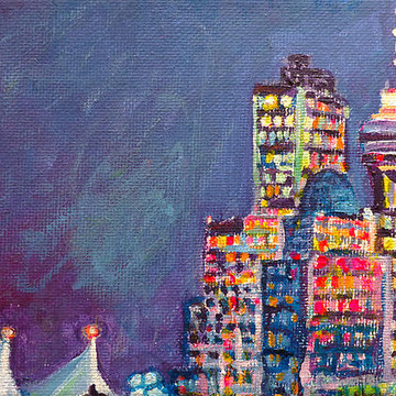Cityscape Art Collection