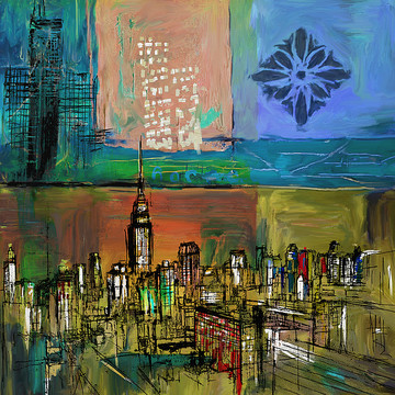 Cityscapes of United States of America Collection